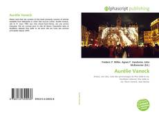 Bookcover of Aurélie Vaneck