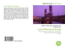 Bookcover of Lune Millennium Bridge
