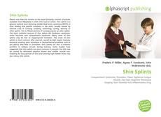 Bookcover of Shin Splints