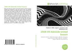 2008–09 Adelaide United Season的封面