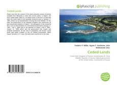 Bookcover of Ceded Lands