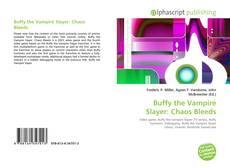 Capa do livro de Buffy the Vampire Slayer: Chaos Bleeds
