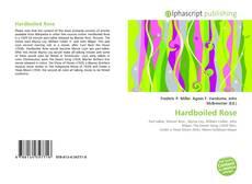 Hardboiled Rose的封面