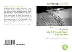 Buchcover von 557 Constantinople Earthquake