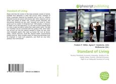 Bookcover of Standard of Living
