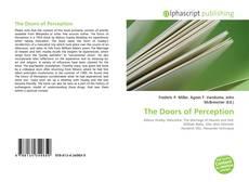 Capa do livro de The Doors of Perception