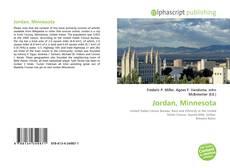 Jordan, Minnesota kitap kapağı