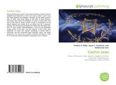 Bookcover of Cochin Jews