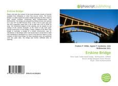 Copertina di Erskine Bridge