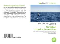 Bookcover of Sémaphore (Signalisation Maritime)
