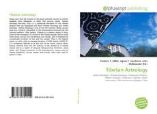Обложка Tibetan Astrology