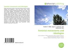 Bookcover of Feminist movements and ideologies