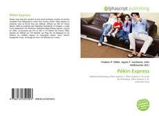 Pékin Express kitap kapağı