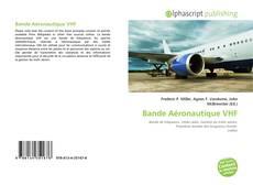 Обложка Bande Aéronautique VHF