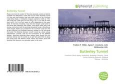 Butterley Tunnel的封面