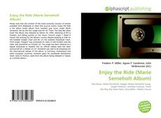 Bookcover of Enjoy the Ride (Marie Serneholt Album)