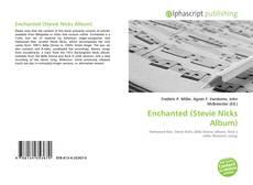 Capa do livro de Enchanted (Stevie Nicks Album)