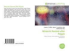 Couverture de Minerals Named after People