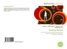 Bookcover of Audrey Raines