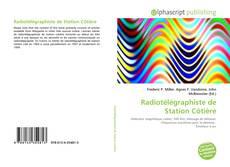 Couverture de Radiotélégraphiste de Station Côtière