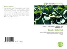 Bookcover of Basilic (plante)