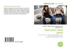 Copertina di Imperialism (video game)