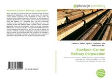 Portada del libro de Kowloon–Canton Railway Corporation