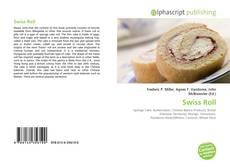 Portada del libro de Swiss Roll