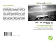 Обложка Renaissance Magic