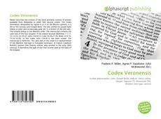 Bookcover of Codex Veronensis