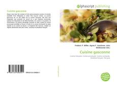 Bookcover of Cuisine gasconne