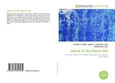 Jeena Isi Ka Naam Hai kitap kapağı