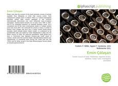 Buchcover von Emin Çölaşan