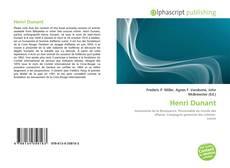 Portada del libro de Henri Dunant