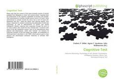 Couverture de Cognitive Test