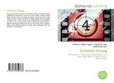 Portada del libro de Christina Chang