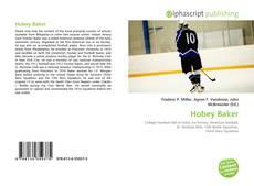 Bookcover of Hobey Baker