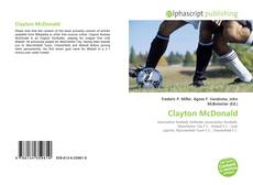 Couverture de Clayton McDonald