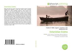 Bookcover of Estanislao Zuleta