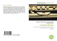 Capa do livro de Human Wheels