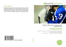 Bookcover of Craig Patrick
