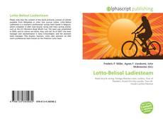 Portada del libro de Lotto-Belisol Ladiesteam
