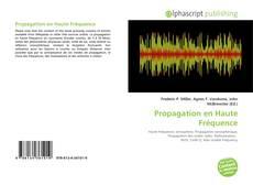 Обложка Propagation en Haute Fréquence