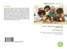 Capa do livro de HeroQuest