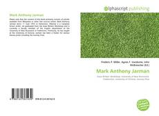 Copertina di Mark Anthony Jarman