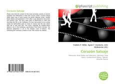 Capa do livro de Corazón Salvaje