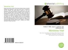 Copertina di Ministries Trial