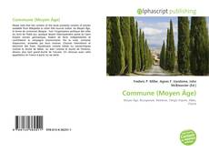 Couverture de Commune (Moyen Âge)