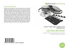 Las Vías del Amor的封面