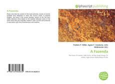 A Fazenda kitap kapağı
